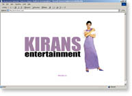 Kiran's Entertainment Image - www.kirans.com